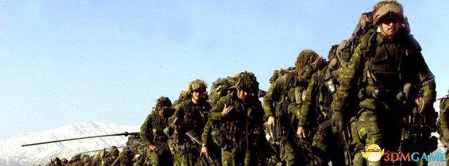天朝落伍?加拿大军方要用游戏仿真作学习工具