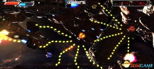 次世代弹幕游戏华丽 《赛德街机》首部更新!