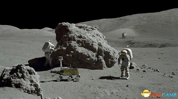 中国探测器成功登月 美帝大受刺激要重返月球