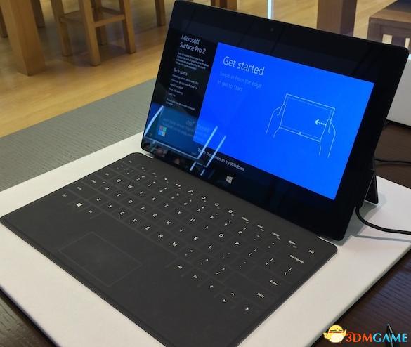 圣诞旺季遭供货危机 微软Surface平板欲哭无泪