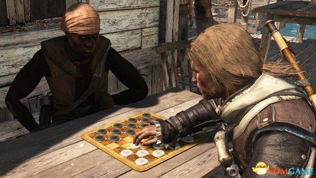有十足乐趣 《刺客信条4》增棋牌游戏挑战