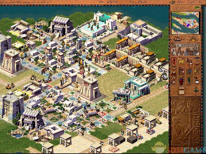 《法老王和埃及艳后》免安装中文版