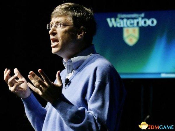 比尔盖茨或重返微软参与产品开发 每周工作一天
