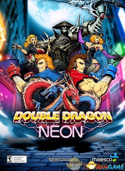 3DM轩辕汉化组制作《双截龙:彩虹》汉化发布