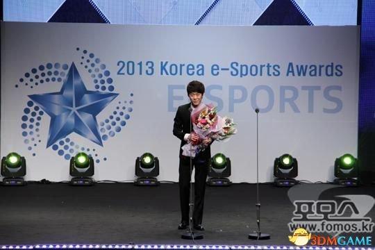 MOON获韩国电竞大奖特殊贡献奖 将服2年兵役