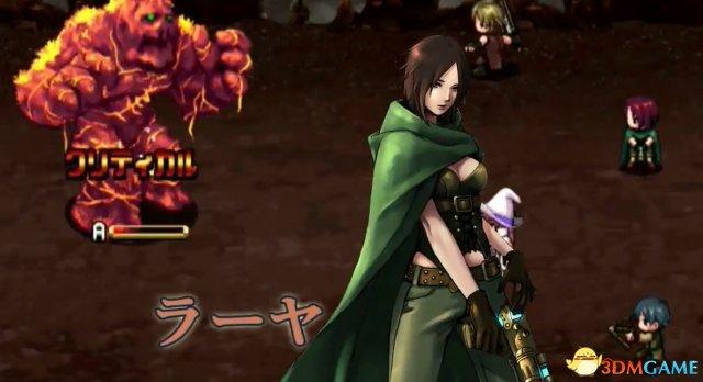 <b>KEMCO新RPG大作《幻影之蚀》 变身巨型机甲</b>