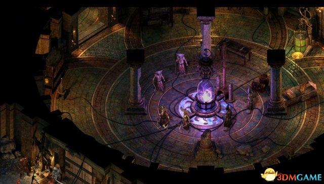 《永恒之柱》最新细节:PC独占 8月18日开启公测