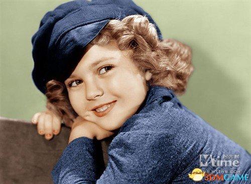 好莱坞最童真的笑脸去了 前童星秀兰邓波儿离世