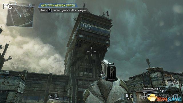 《泰坦陨落》PC版本与Xbox One版本游戏截图对比