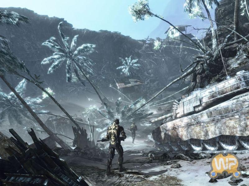 《孤岛危机》免安装中文硬盘版-iD游源网