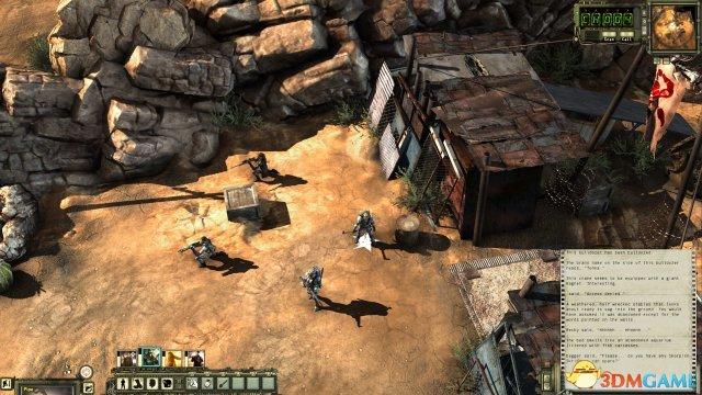 <b>RPG大作《废土2》即将完工 4K分辨率新图赏</b>