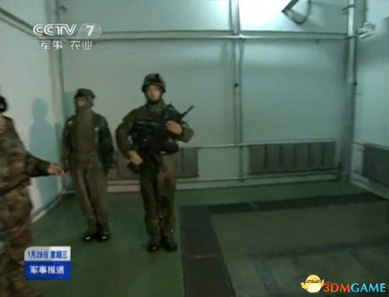 "<b>威力强大!中国新型步枪再次""不经意""曝光</b>"