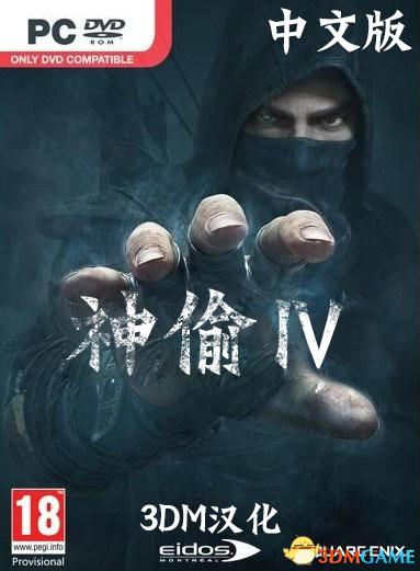如约而至!《神偷4》PC版3DM完整汉化正式发布