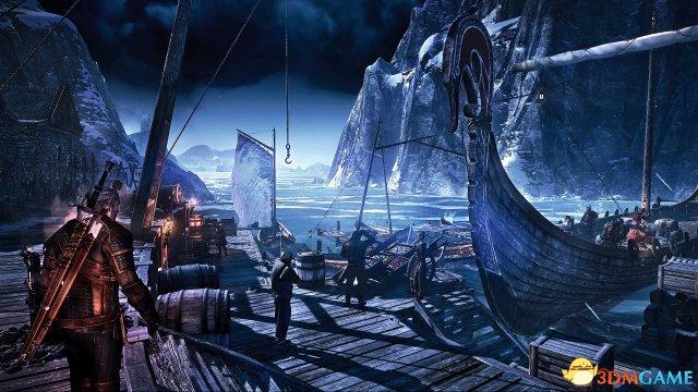 《巫师3》访谈前瞻 成人RPG世界让你欲罢不能