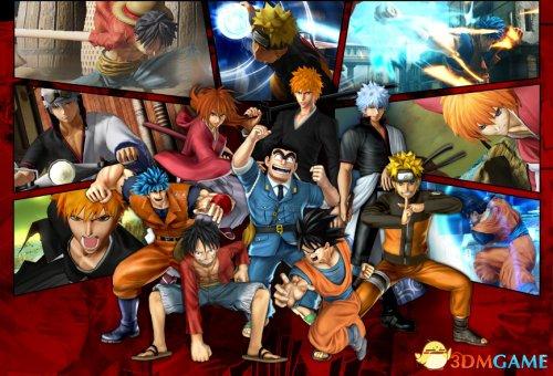 海贼火影在列 2013年热门动漫改编的游戏大作