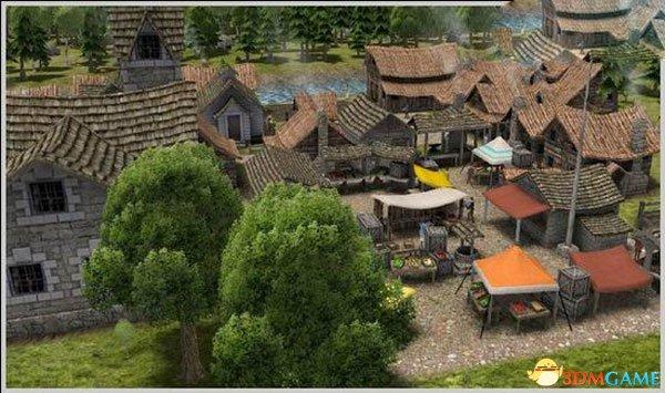 放逐之城 百年小城实用发展规划攻略 游戏怎么开局
