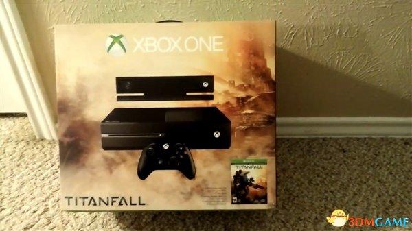 《泰坦陨落》捆绑版Xbox One开箱图片欣赏大放送