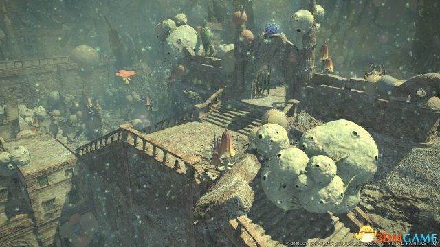 《重生国度》加入新地下城 新截图展现奇葩怪兽