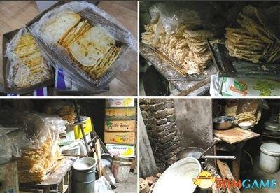 北京煎饼薄脆市场黑幕:黑作坊生产 散发难闻异味