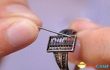 """小伙伴们都惊呆了!这是中国明朝的""""智能戒指"""""""