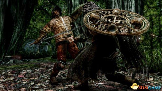 《黑暗之魂2》画面降质之前根本无法在主机上运行