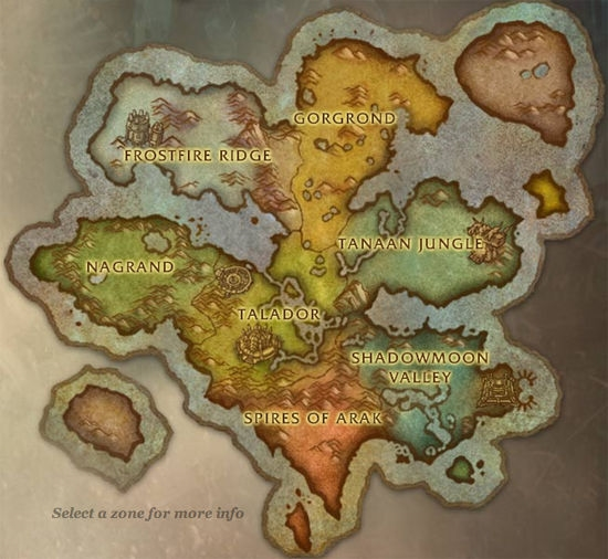 <b>《魔兽世界》6.0爆料汇总 到底有没有新的职业?</b>