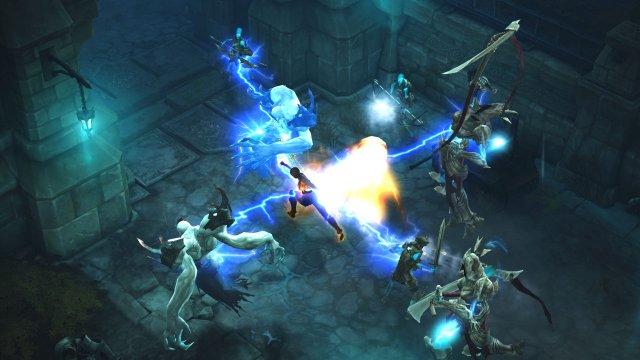 同步開發難 《暗黑3》主機版還在追隨PC版步伐