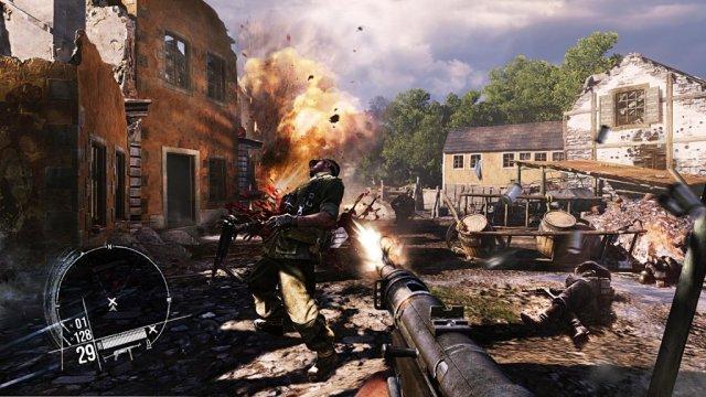 FPS新作《敌军前线》6月10日发售 二战风云再起