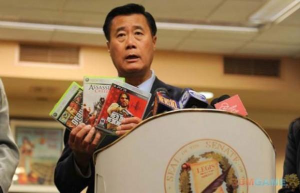 反暴力游戏加州参议员因走私与腐败而被FBI逮捕