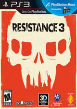 抵抗3 日版
