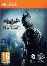 蝙蝠侠:阿卡姆起源黑门豪华版 XBLA版