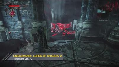 《恶魔城:暗影之王2》DLC演示