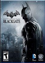 蝙蝠侠:阿卡姆起源黑门 精美游戏图标[3P]