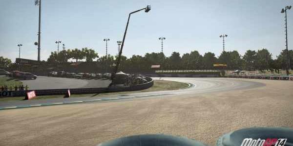 Milestone竞速游戏《MotoGP 14》首批PS4版截图