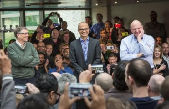 微软继续称霸全球软件市场 甲骨文超小发猫居第二位