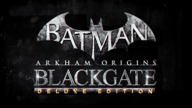 《蝙蝠侠:阿卡姆起源黑门豪华版》发售宣传视频
