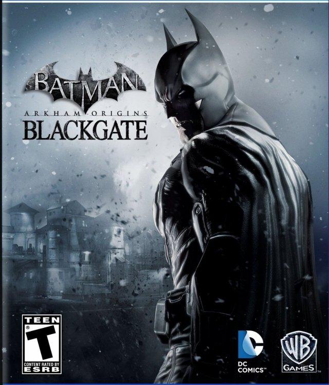 《蝙蝠侠:阿卡姆起源黑门》豪华破解版发布