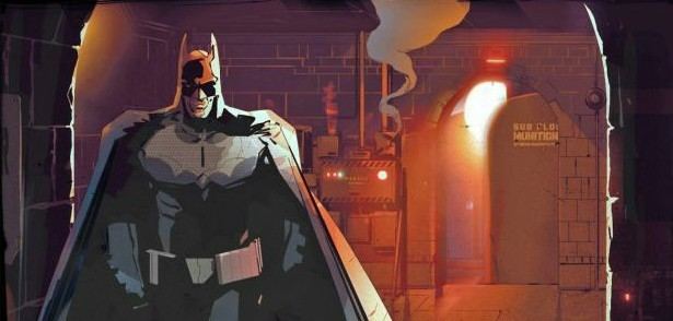 蝙蝠侠:阿卡姆起源-黑门 解说视频攻略 附简短攻略