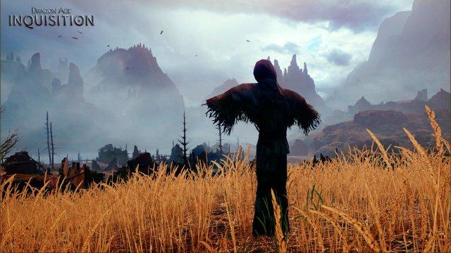 《龙腾世纪:审判》新图 满是怨灵的精灵终结地