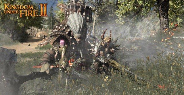 《炽焰帝国2》PS4画质优于PC版 PC玩家不服气