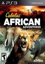 坎贝拉的非洲冒险 美版