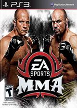 EA运动:综合格斗 美版