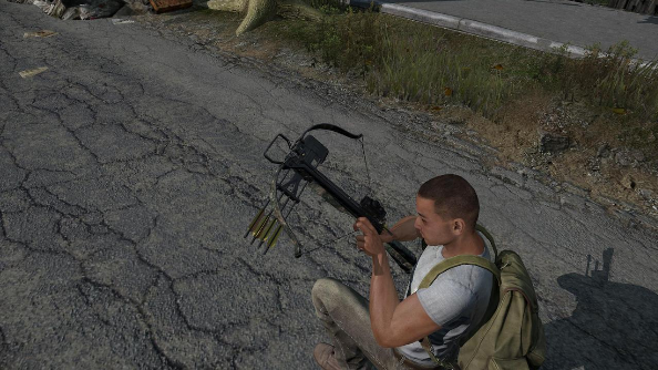 《DayZ》重大更新本月放出 加入新枪新城镇等