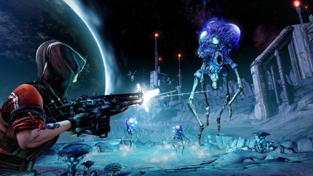 官方确认《无主之地:前传》 但并非Gearbox开发