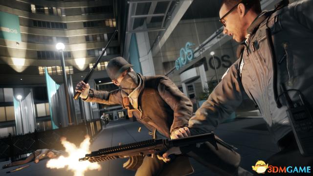 育碧打算让各平台版本《看门狗》游戏体验尽量