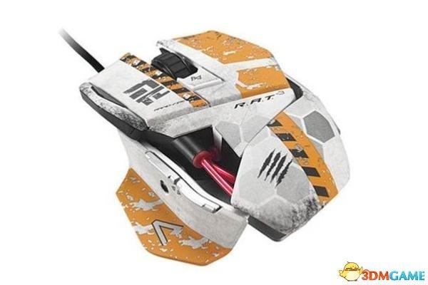 《泰坦陨落》定制版键盘鼠标及立体声耳机推出