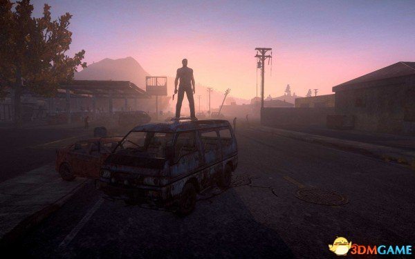 索尼表示《H1Z1》地图将会非常广阔 充满孤立感