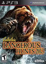 坎贝拉危险狩猎2013 美版