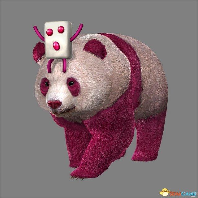 《真三国无双7:猛将传》PC版萌宠 美女骑色熊