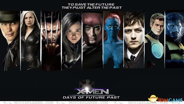 X战警电影宇宙完整双时间线全解读,最新预告